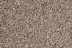 Pellets- biomass Zdjęcie Royalty Free
