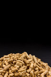 Pellets for heating Royalty Free Stock Image