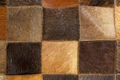 Pelliccia del Brown Fotografie Stock Libere da Diritti