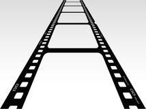 pellicola 3d Immagine Stock