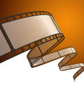 pellicola Immagine Stock