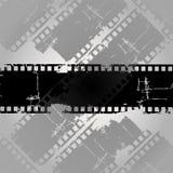 Pellicola del cinematografo Fotografia Stock Libera da Diritti