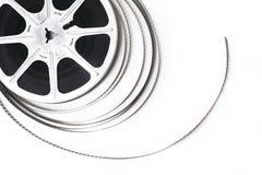 Pellicola di rullo del cinematografo fotografia stock libera da diritti