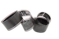 Pellicola negativa fotografia stock