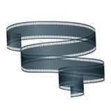 Pellicule cinématographique Image libre de droits