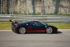 Pellin Racing Ferrari 458 Challenge Evo at Monza Stock Photography