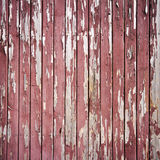 Pelling paint on wood Stock Photography