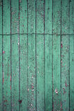 Pelling paint on wood Royalty Free Stock Image