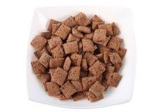 Pellows cereal Royalty Free Stock Photos