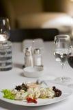 Pelmeni, вареники мяса Стоковые Фото