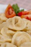 Pelmeni food Royalty Free Stock Image