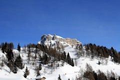 Pelmo peak Stock Photo