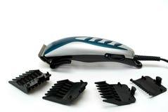 Pelo/condensador de ajuste de la barba Imagen de archivo