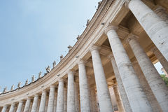 Pelo Vatican Fotos de Stock