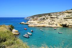Peloponesse, Greece stock image