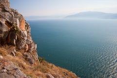 Peloponnese Bay Stock Photos