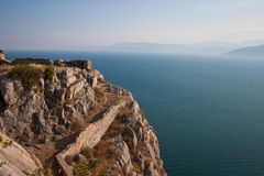 Peloponnese Bay Stock Images