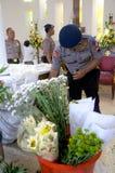 Pelotão do bom da polícia Fotografia de Stock Royalty Free