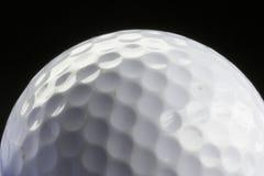 Pelota de golf 01 Imágenes de archivo libres de regalías