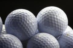 Pelota de golf 02 Foto de archivo libre de regalías
