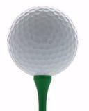 Pelota de golf fotos de archivo