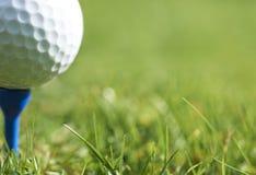Pelota de golf Imagenes de archivo
