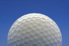 Pelota de golf Imagen de archivo libre de regalías