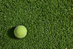 Pelota de tenis Imagenes de archivo
