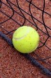 Pelota de tenis Fotos de archivo libres de regalías
