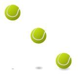 Pelotas de tenis Ilustración del Vector