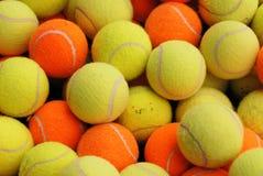Pelotas de tenis Fotos de archivo