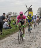 The Peloton - Paris-Roubaix 2018 Royalty Free Stock Photo