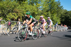 The Peloton racing Stock Photos