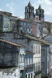 Pelourigno,萨尔瓦多de巴伊亚巴西看法  库存照片