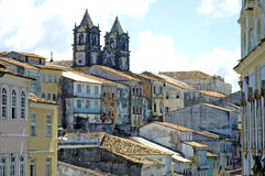 Pelourinho Royalty Free Stock Images