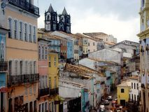 pelourinho obraz royalty free