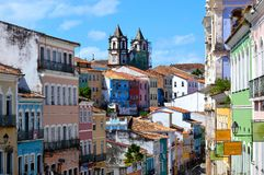 Pelourinho Stock Photos