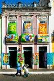 Pelourinho, Salvador, Bahia, Brasilien Stockfoto