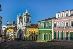 Pelourinho - Salvador, Bahia, Brasilien stockfoto