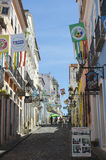 Pelourinho Salvador Bahia Brazil Architecture Royalty Free Stock Images