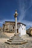 Pelourinho of Vinhais. (North of Portugal Royalty Free Stock Photos