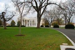 Pelouse de la Maison Blanche Image stock