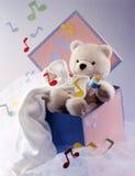 Peluche del oso Imagen de archivo