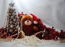 Peluche 5 do Natal Fotos de Stock Royalty Free