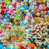 Peluche molle dei giocattoli Fotografia Stock