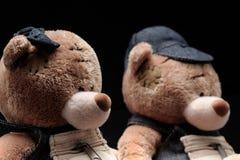 Peluche-ursos Foto de Stock Royalty Free