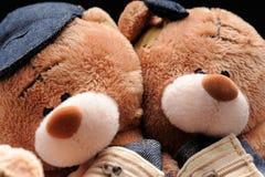 Peluche-ursos Imagem de Stock