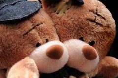 Peluche-ursos Imagens de Stock Royalty Free