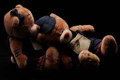 Peluche-ursos Imagens de Stock