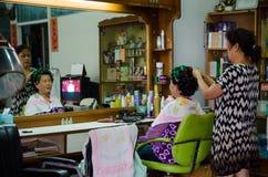 peluquero Fotografía de archivo